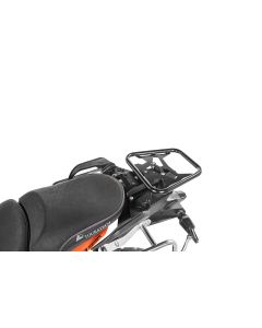 ZEGA topcase rack black for KTM 1050 Adventure/ 1090 Adventure/ 1290 Super Adventure/ 1190 Adventure(R)