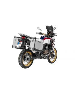 ZEGA Pro aluminium pannier system for Honda CRF1000L Africa Twin  (2018-) /CRF1000L Adventure Sports